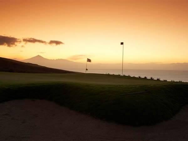 VI Torneo de Golf Fred Olsen cruise lines 2013 en el Tecina golf