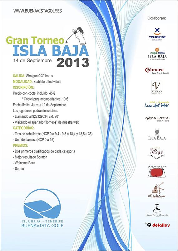 Torneo Isla Baja