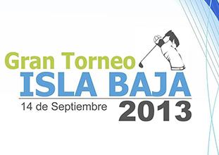 Gran Torneo de Golf Isla Baja, 14 de septiembre