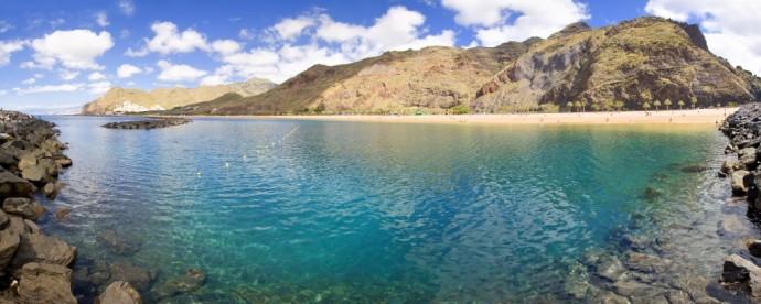 A dos pasos de Santa Cruz de Tenerife en el pueblo de pescadores de San Andrés