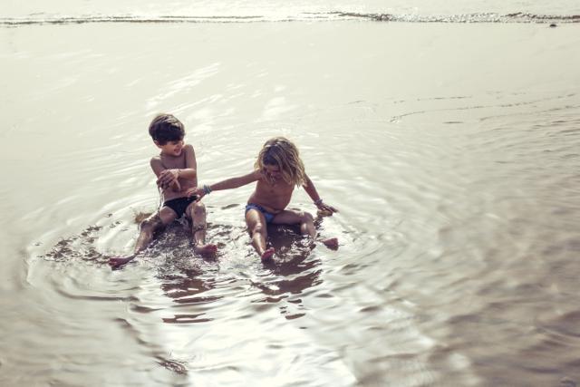 Un (verdadero) día de playa