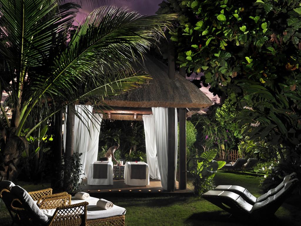 Spa Garden cabana