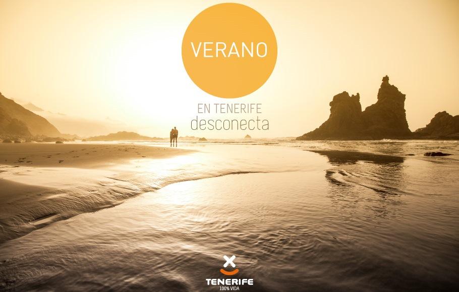 Verano en Tenerife, ¡y desconecta!