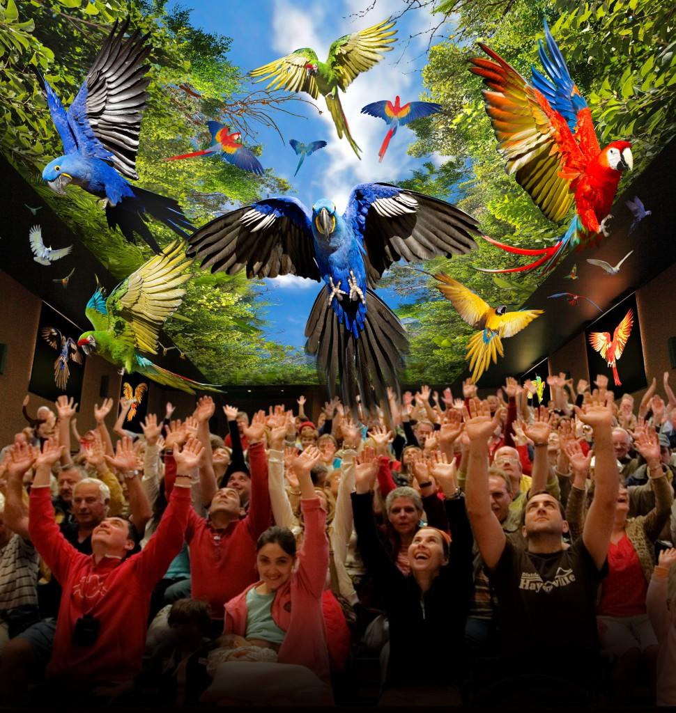 Siam Park y Loro Parque reconocidos por Tripadvisor como los mejores parques del mundo