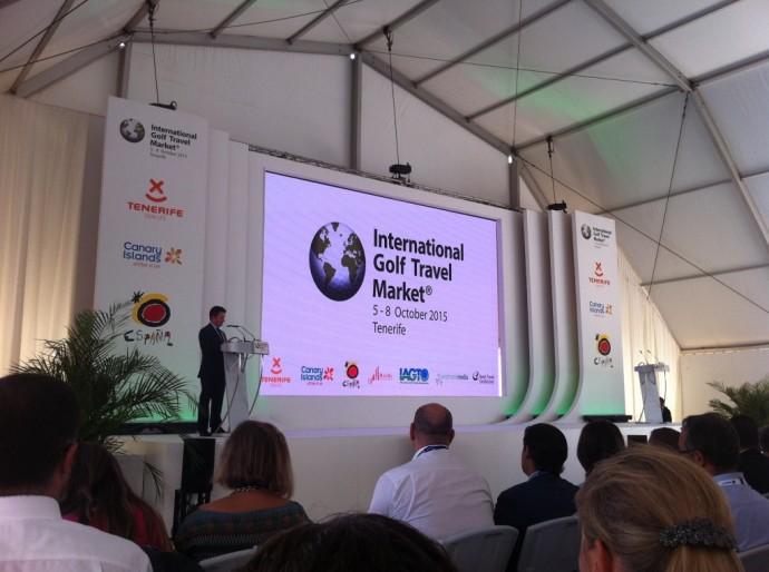 IGTM 2015: Tenerife se exhibe como destino líder en el golf europeo