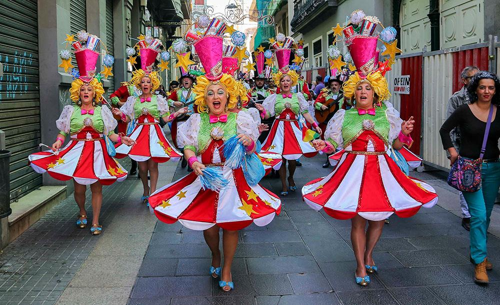 Carnaval de Dia 2 @Jesus D'Sousa