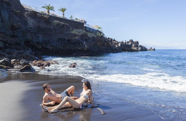 15 banderas azules para las playas de Tenerife
