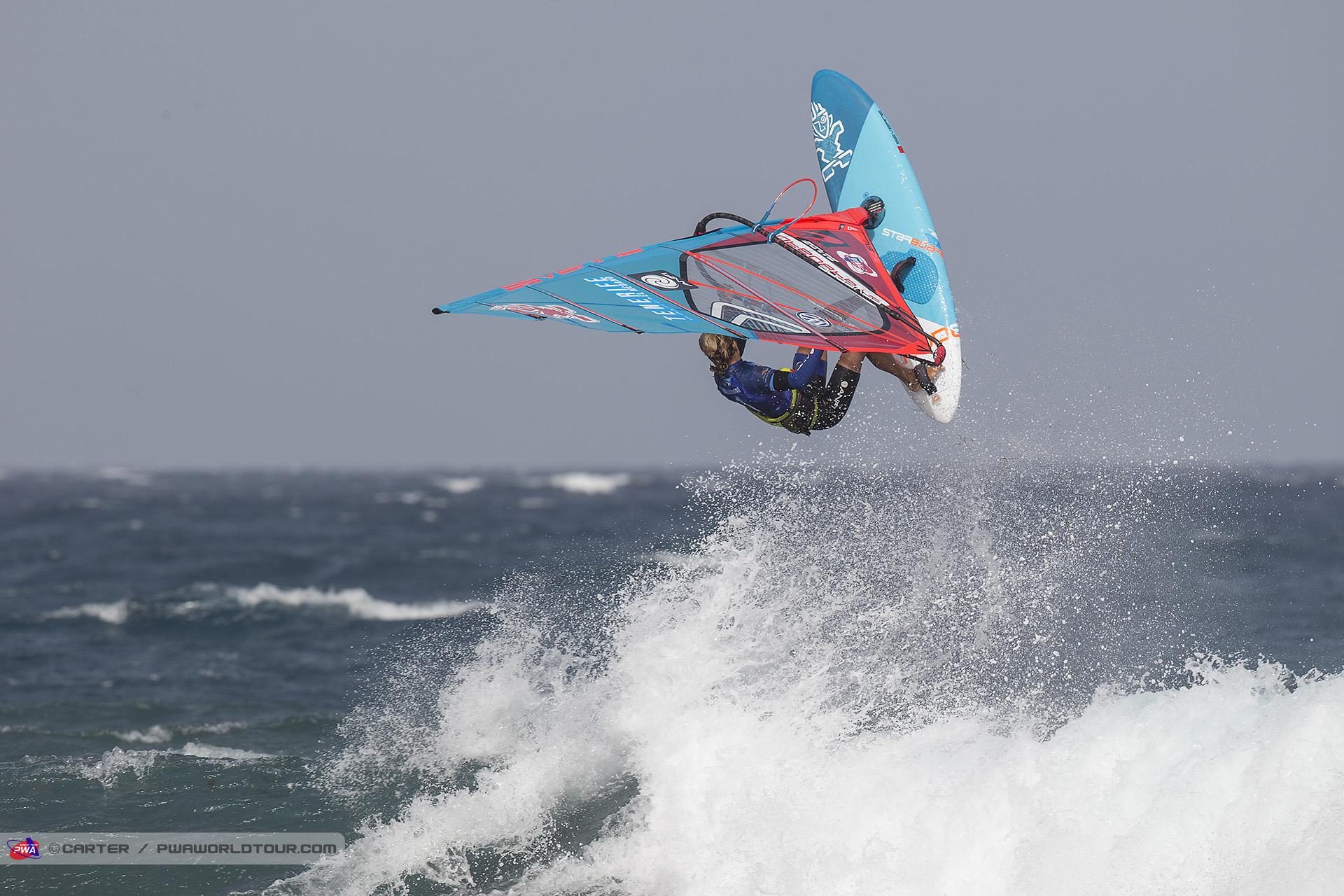 El Médano baila al son de las olas, PWA World Cup