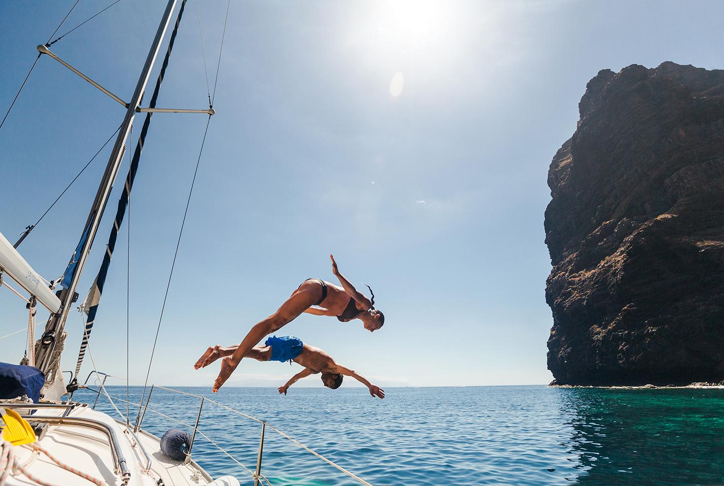 Vacaciones de lujo en Tenerife