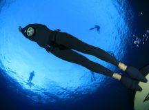 Apnea en Tenerife, un bautismo de buceo