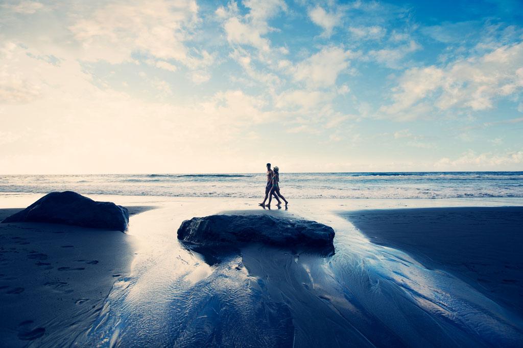 Las playas de Tenerife, las más cálidas para el invierno