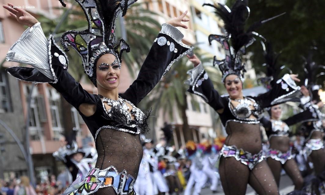 Actos destacados del Carnaval de Tenerife 2018