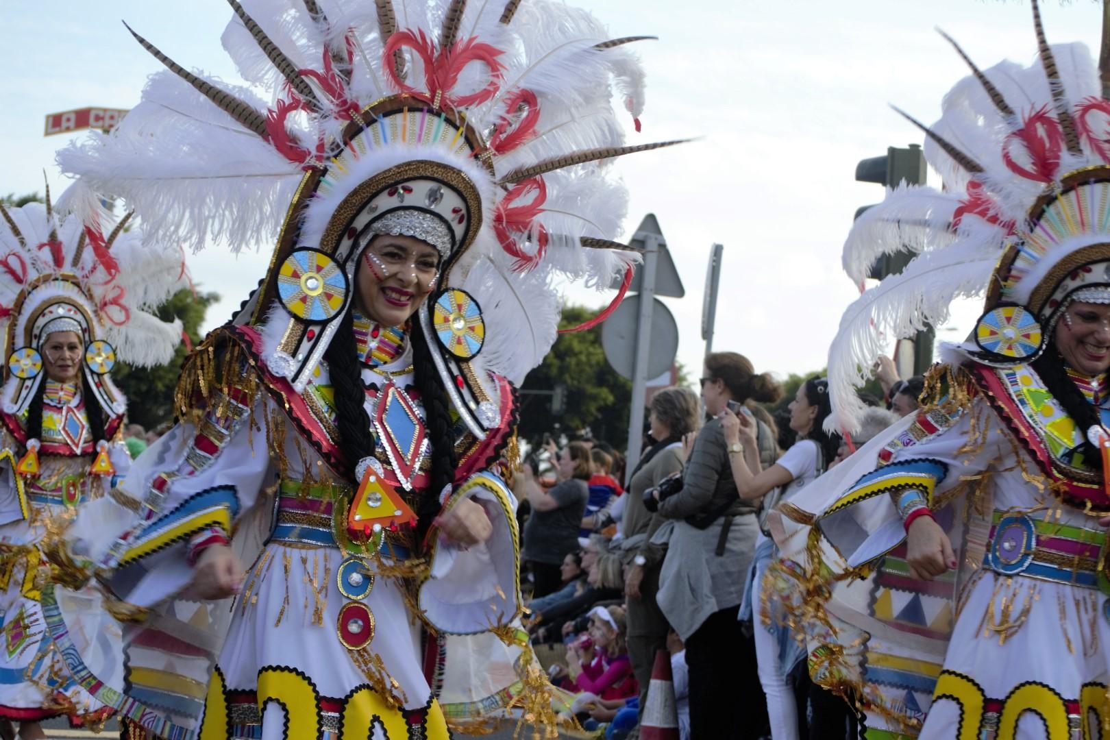 Coso Apoteosis del Carnaval 2018