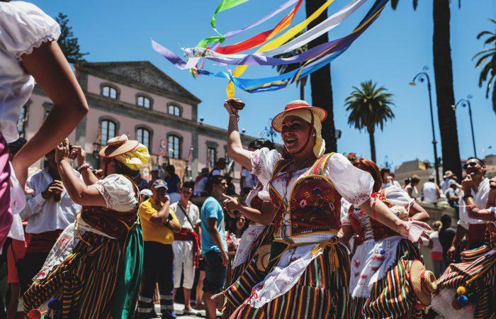 Mayo, mes de romerías en Tenerife