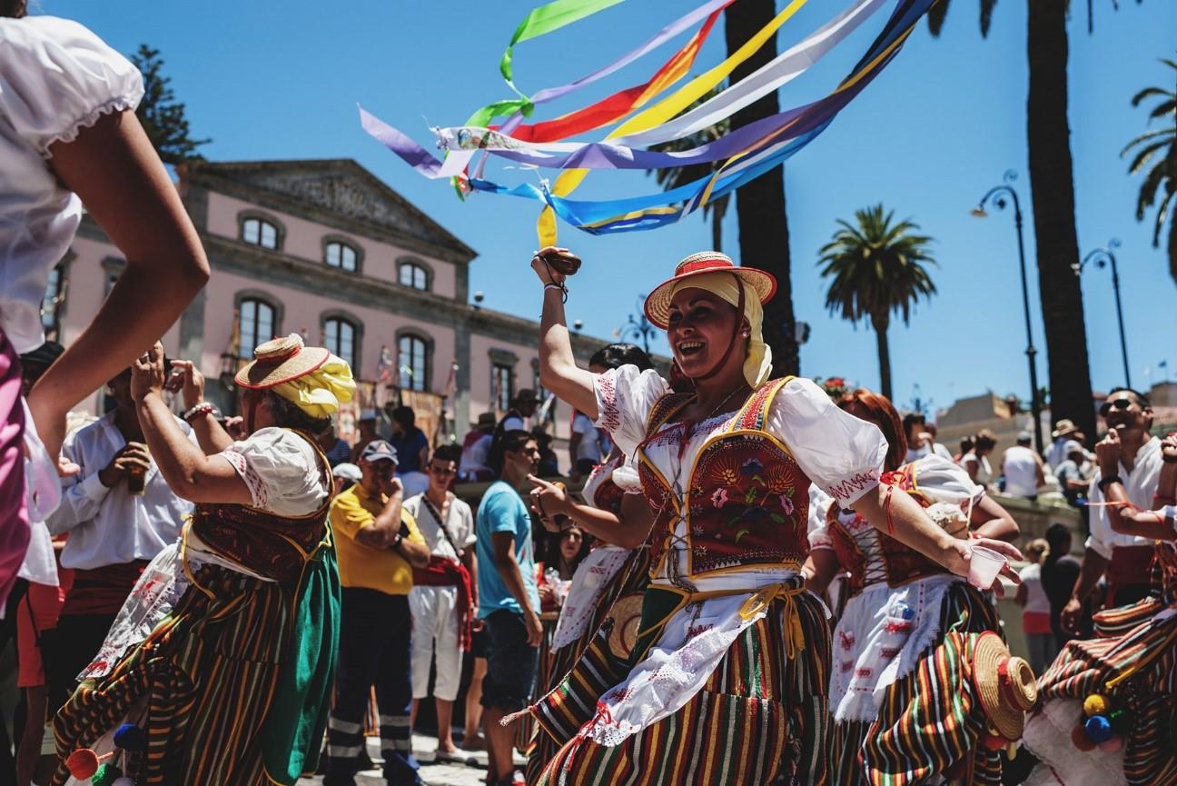 Romeria y tradiciones de Tenerife en Mayo