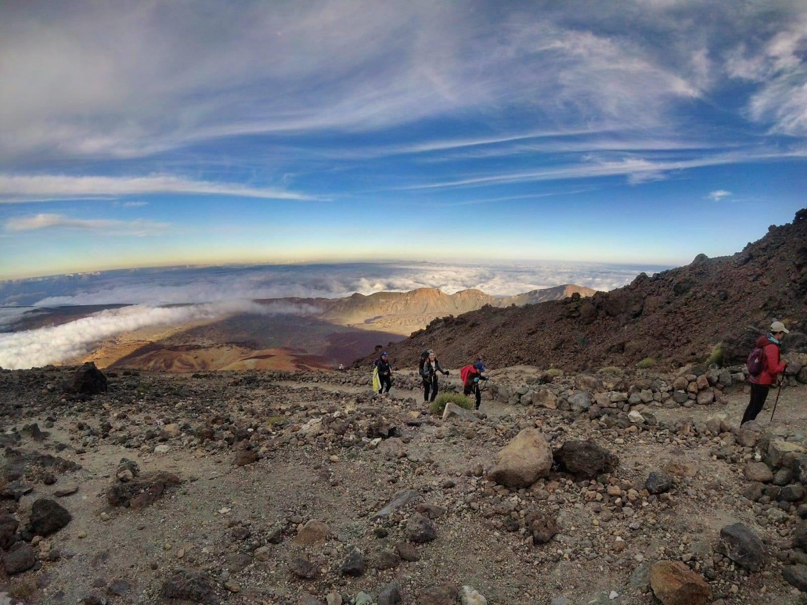 TWF Senderismo Tenerife
