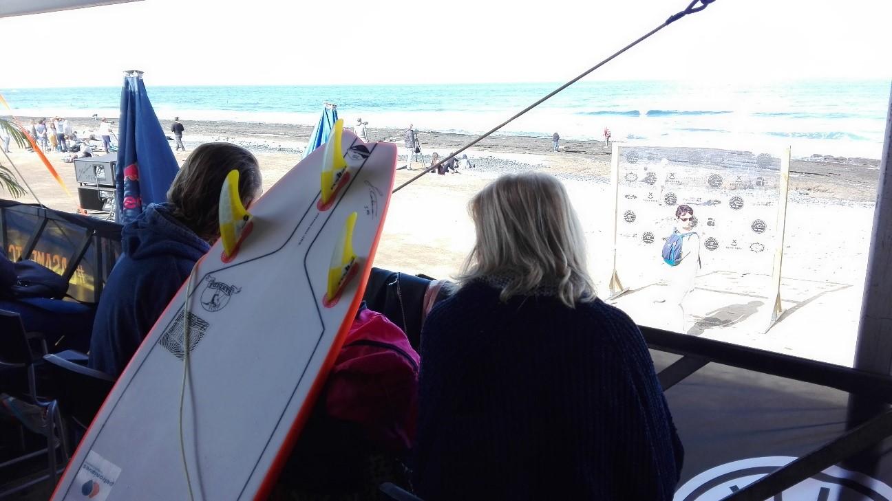 Surf Tenerife Campeonato