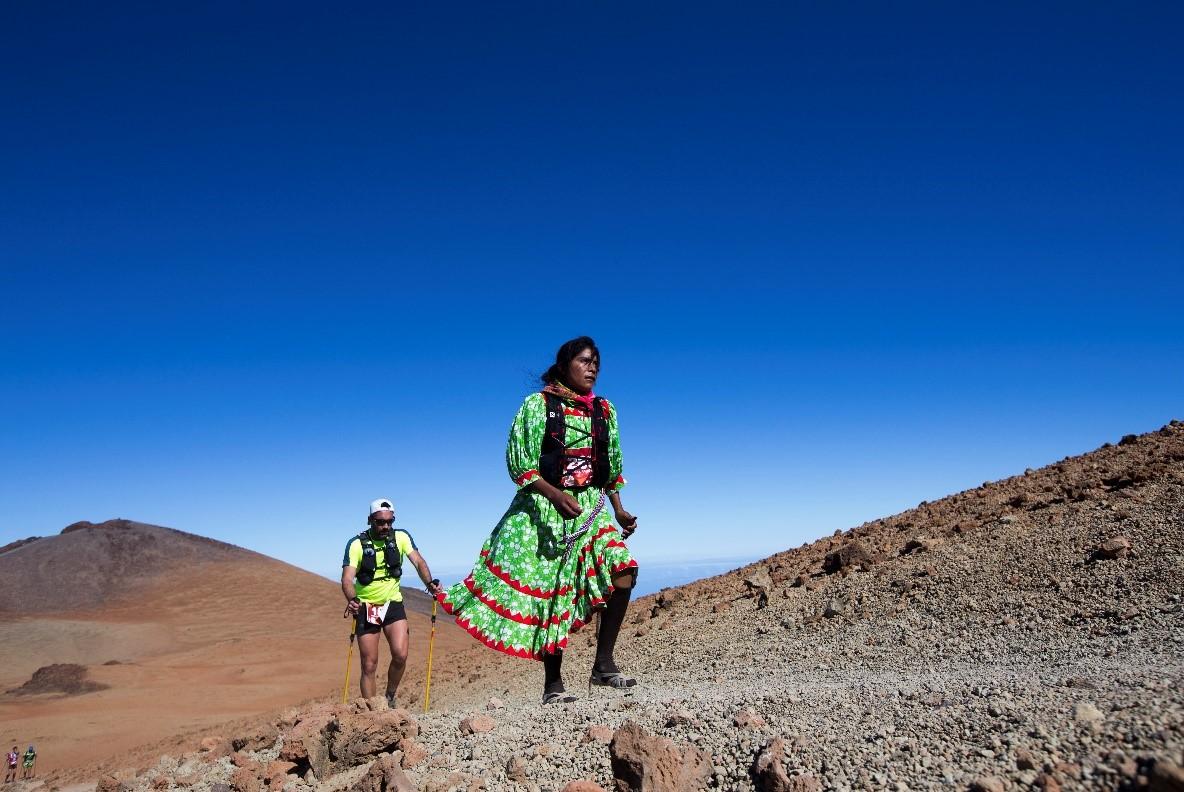 Trailrunning Evento deportivo Tenerife