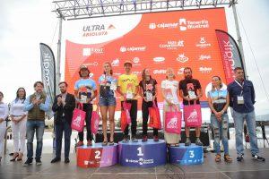 Ganadores Tenerifebluetrail 2018