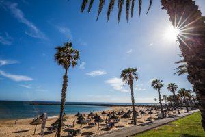 Playa Camison Tenerife
