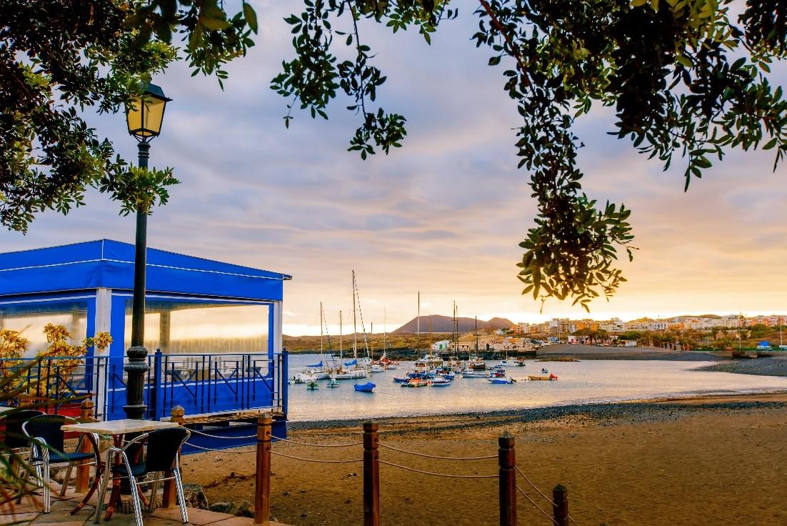 Playa Galletas Tenerife