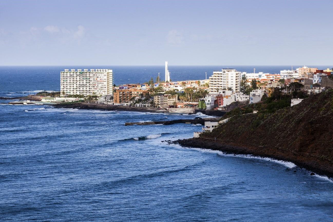 Playa Arenisco Tenerife