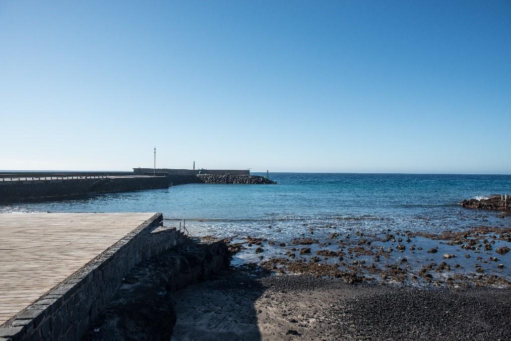 Playa Puertito de Güímar Tenerife