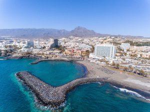 Playas en Tenerife