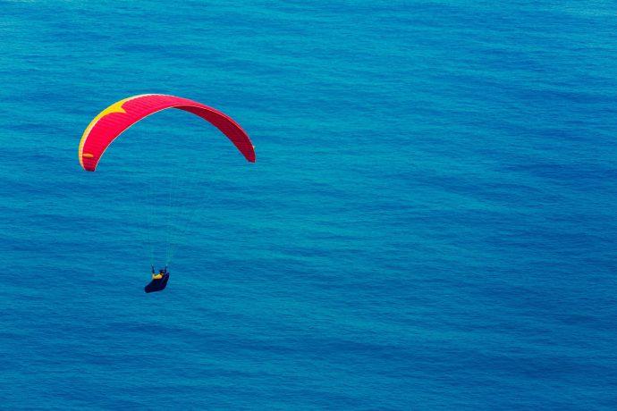 Parapente Mar Tenerife