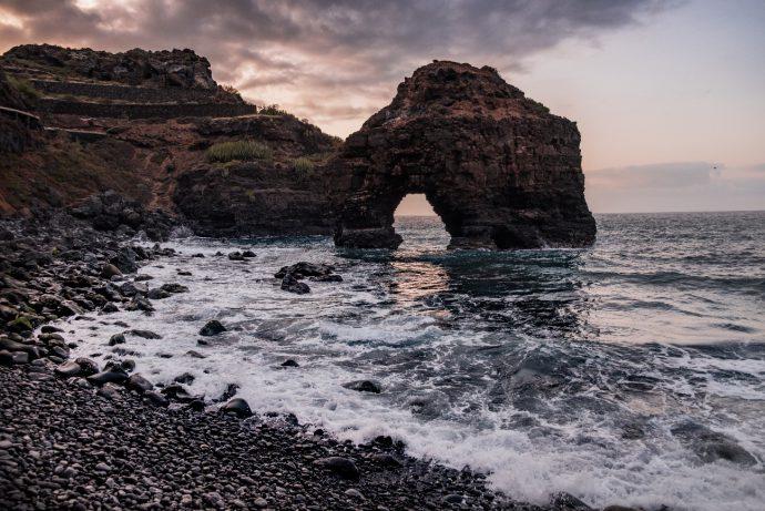 Playa De Tenerife Los Roques