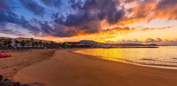 Playa De Tenerife Las Americas