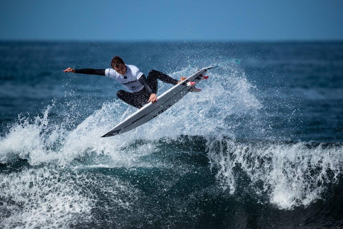 Mundial de Surf en Tenerife, Cabreiroá Las Américas Pro 2019