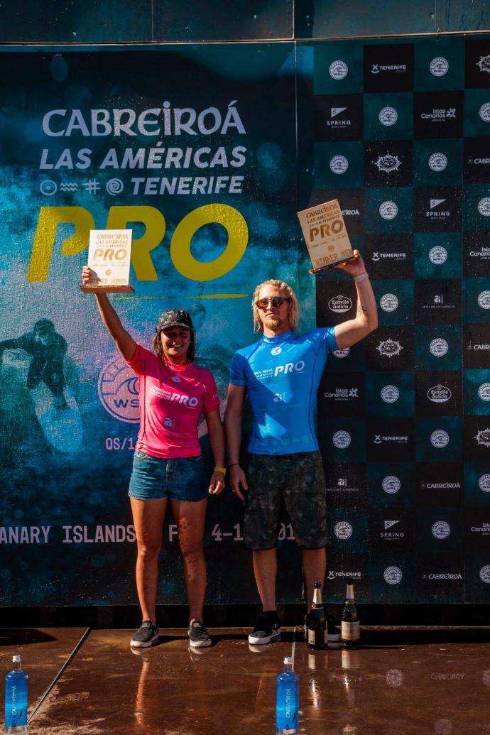 Ganadores Las Americas Pro 2019
