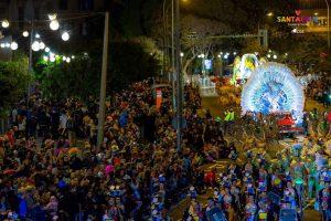 Carnaval de Tenerife 2019 Carnaval en la Calle