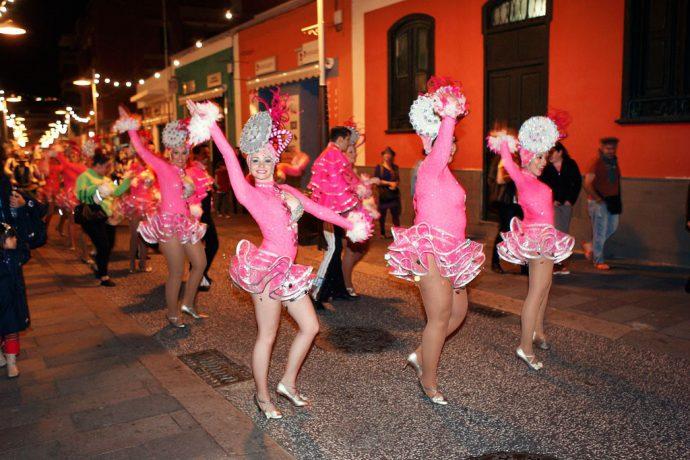 Carnaval de Candelaria 2019
