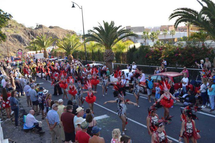 Carnaval de Los Gigantes 2019