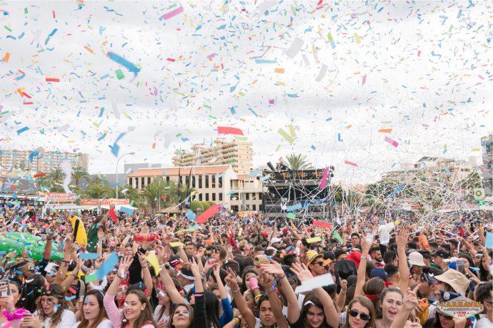 Carnaval de Los Cristianos 2019
