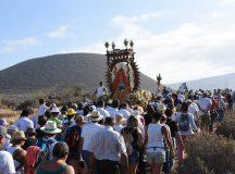 Romería de Tenerife Socorro Guimar
