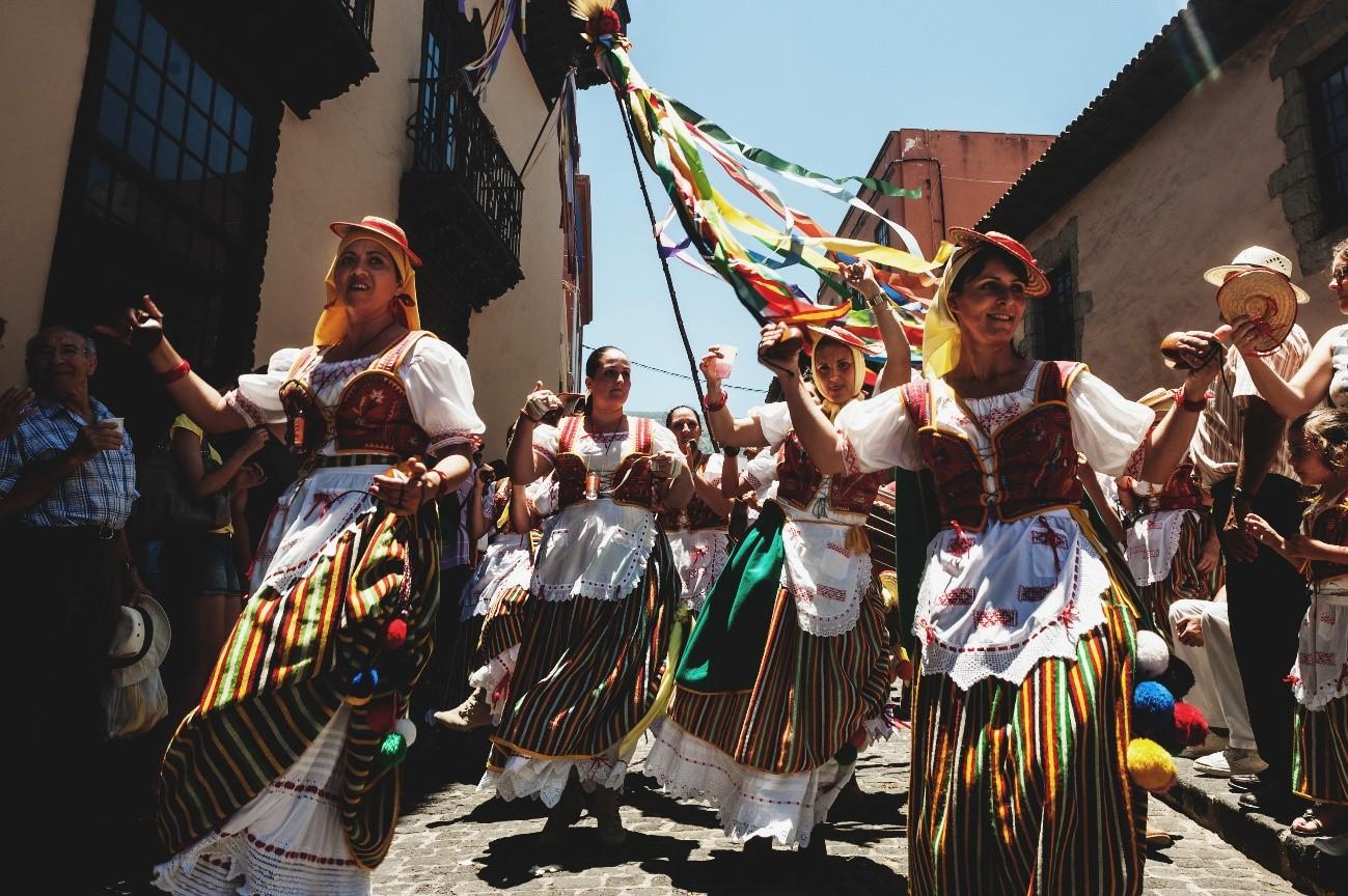 Romerías de Tenerife. Calendario, historia y tradición.