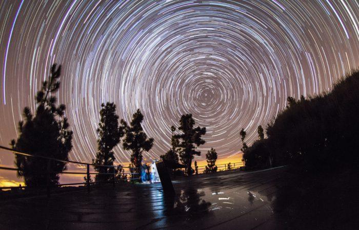 Qué necesitas para ver estrellas en Tenerife