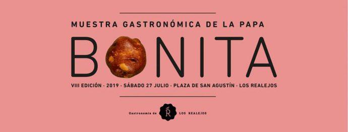 Muestra Gastronomica de la papa