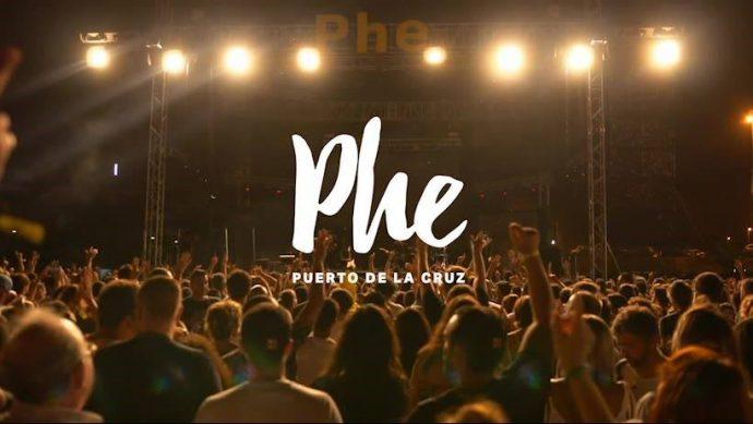 Phe Festival Eventos en Tenerife