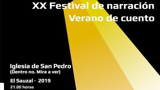 XX Festival de Cuento