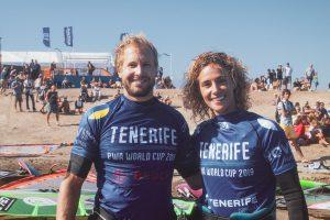 PWA Tenerife Ganadores Mejor Windsurf