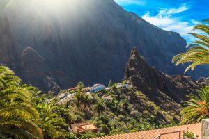Masca Tenerife Vacaciones