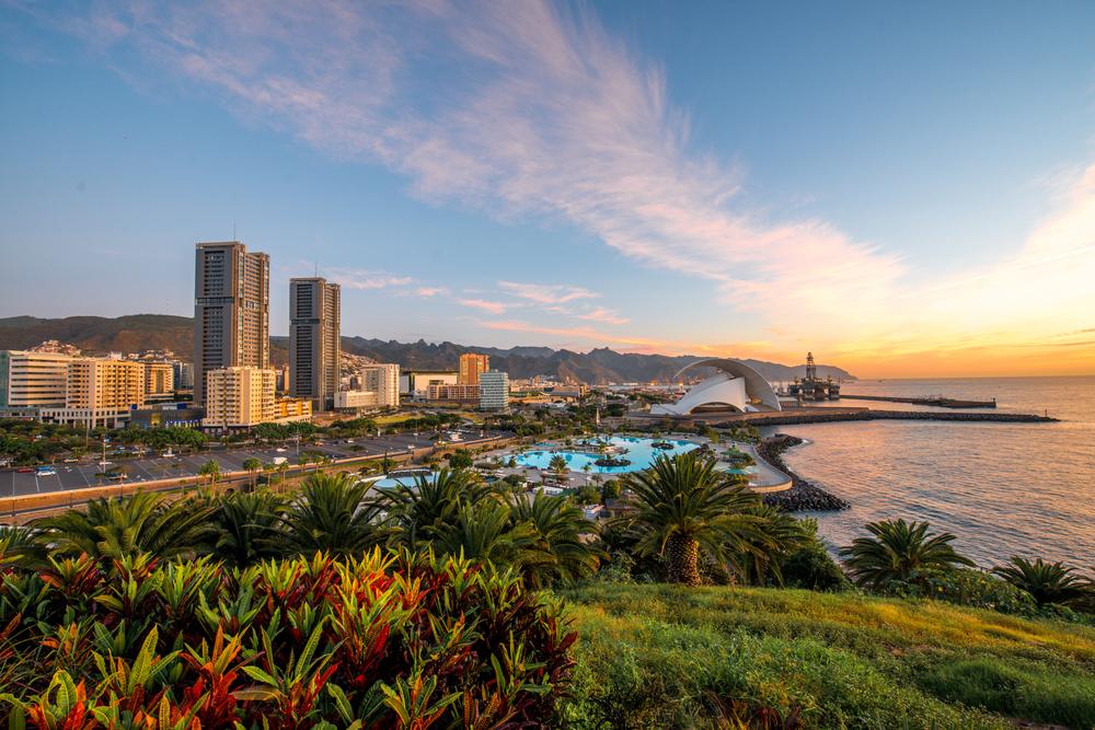 Santa Cruz de Tenerife Vacaciones de Septiembre