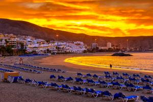 Las Vistas Amenecer Tenerife