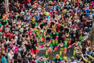 Programa Carnaval de Tenerife en la calle