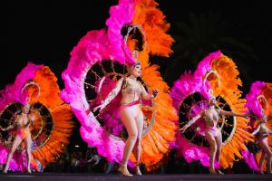 Comparsa Carnaval de Tenerife