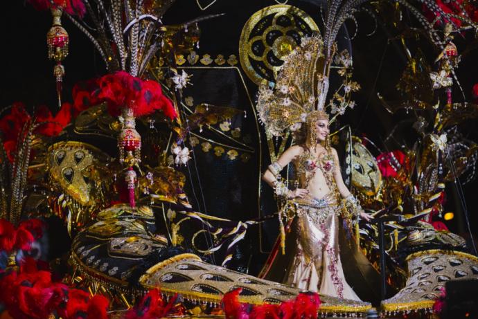 El Calendario del Carnaval de Tenerife 2020, la fiesta más grande de la isla.